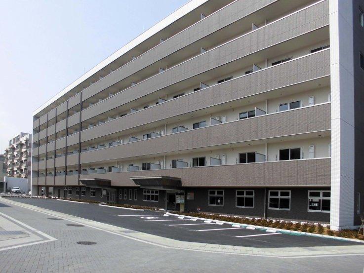 東静岡複合マンション様 電気設備工事