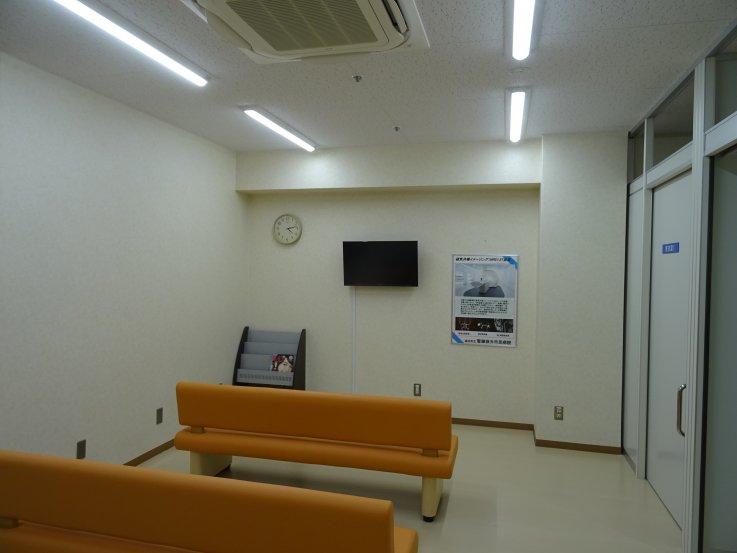 静岡県某病院様 レントゲン室 電気設備工事3