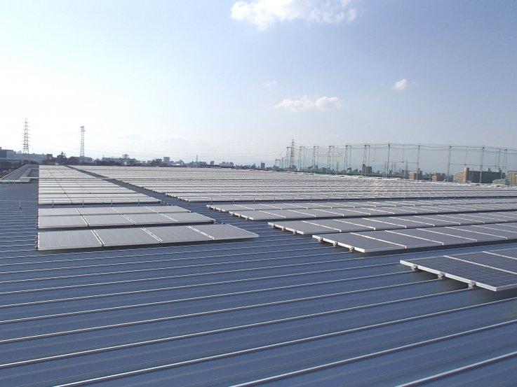 名古屋市加福町 様 太陽光発電設備工事 2