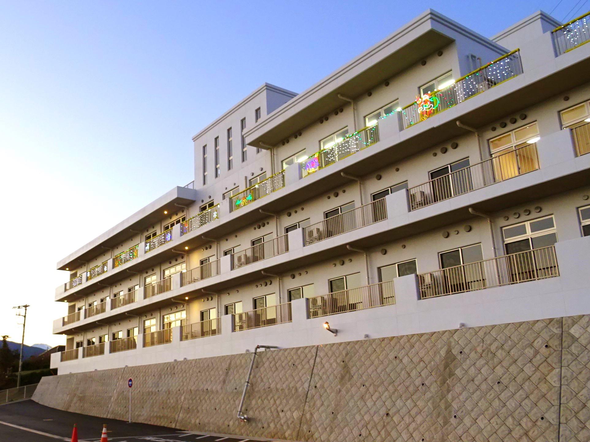 小田原市 特別養護老人ホーム 電気設備工事